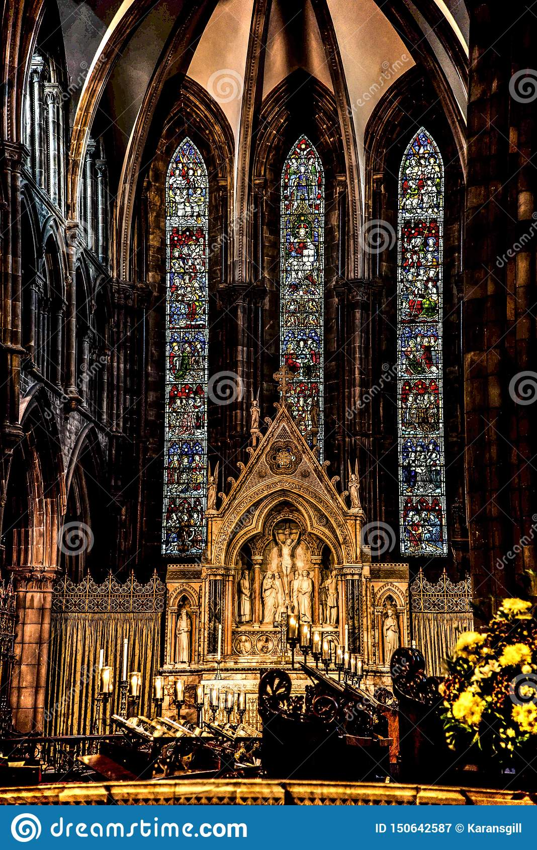 Catedral do ` s de St Mary, Edimburgo, Esc?cia