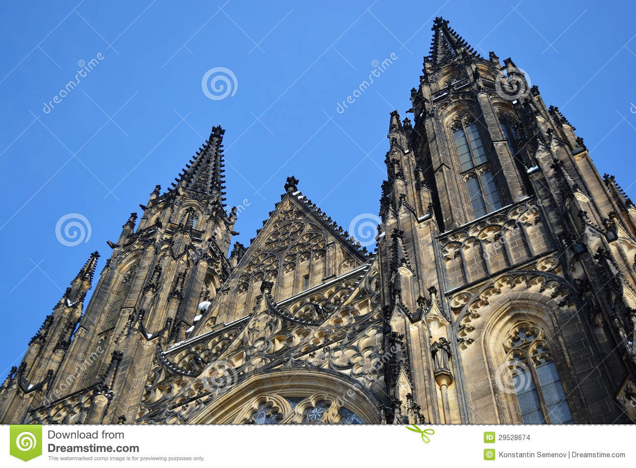 Catedral do St. Vitus