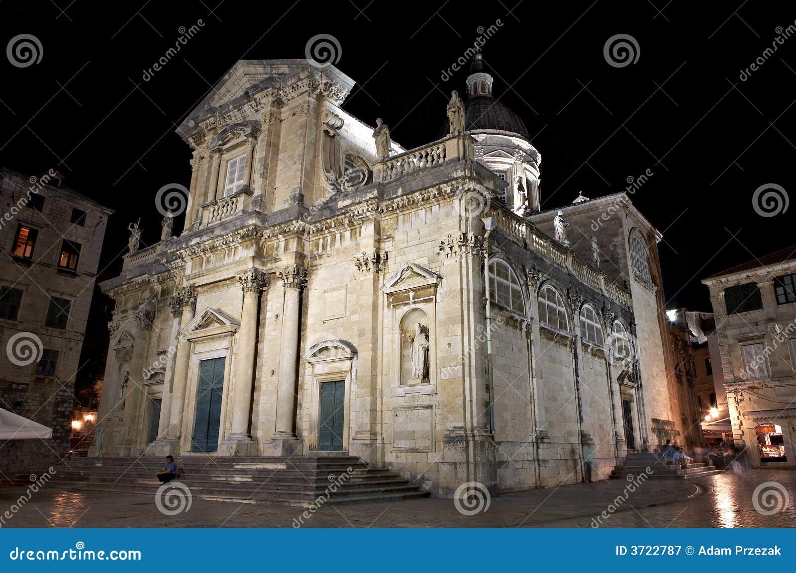 Catedral - Dubrovnik, Croatia.