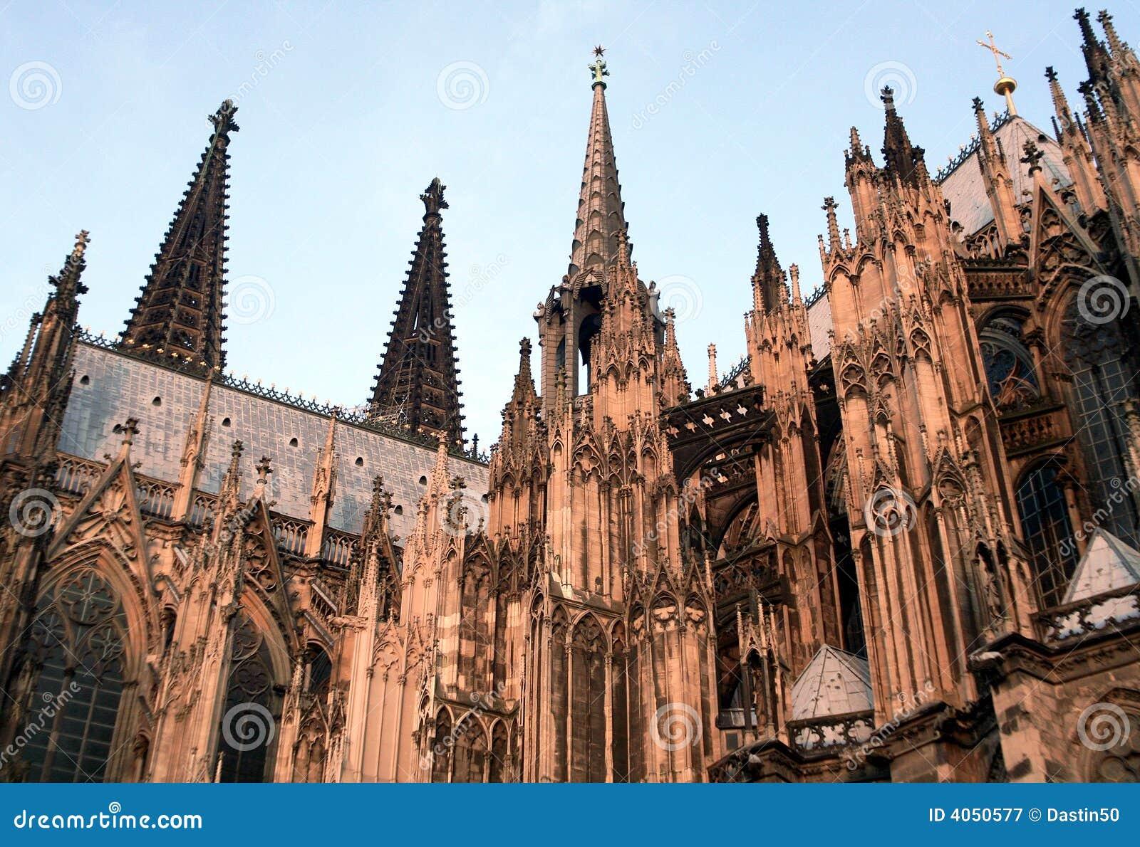 Catedral em Colónia Alemanha
