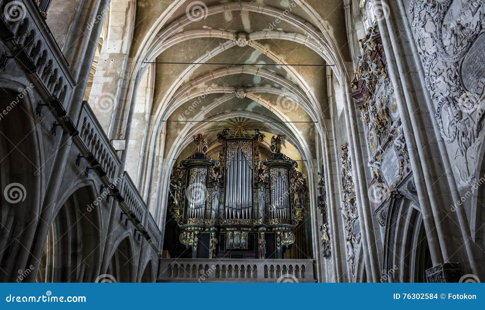 Catedral en Sibiu