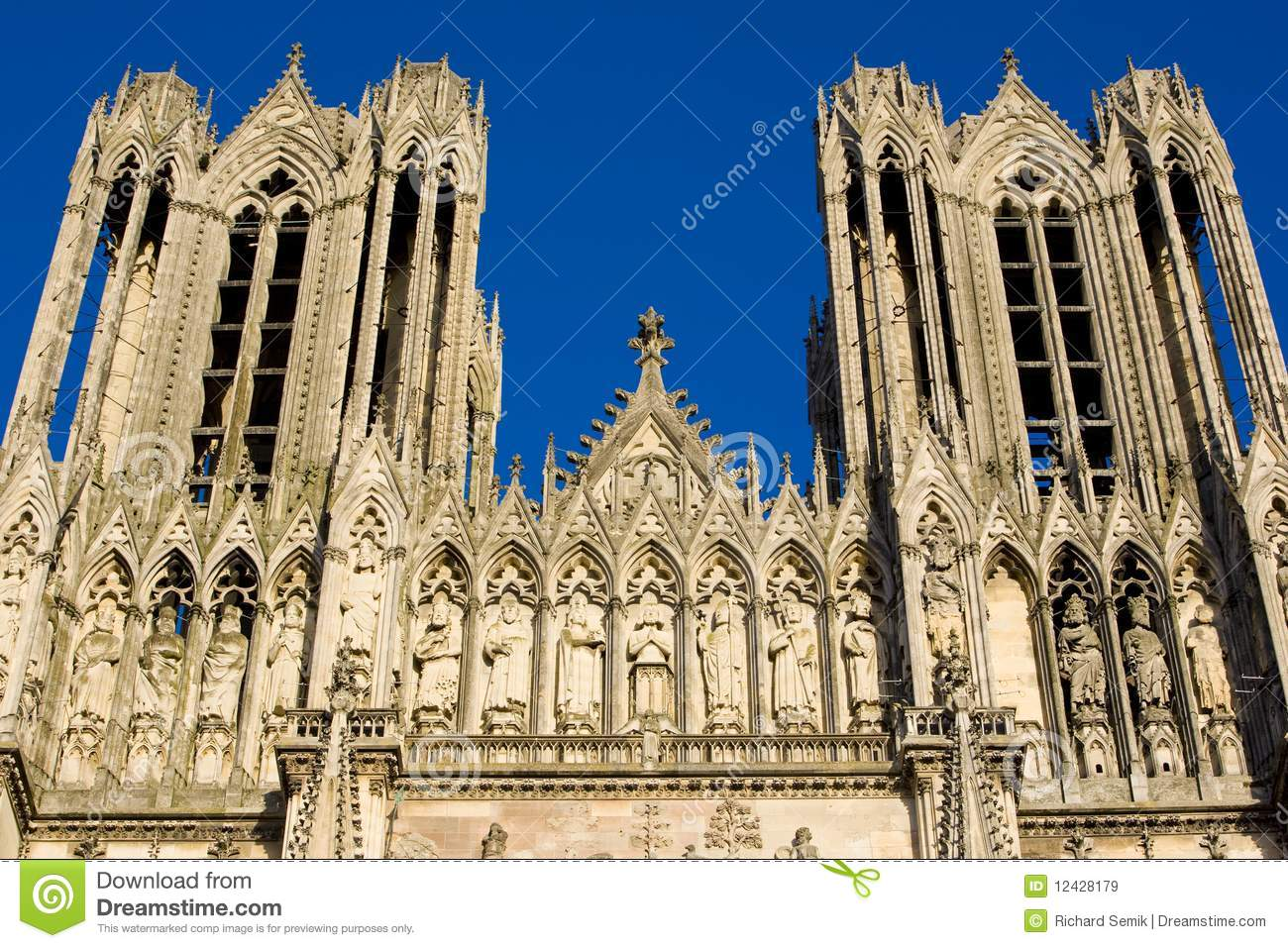 Catedral Notre Dame, Reims