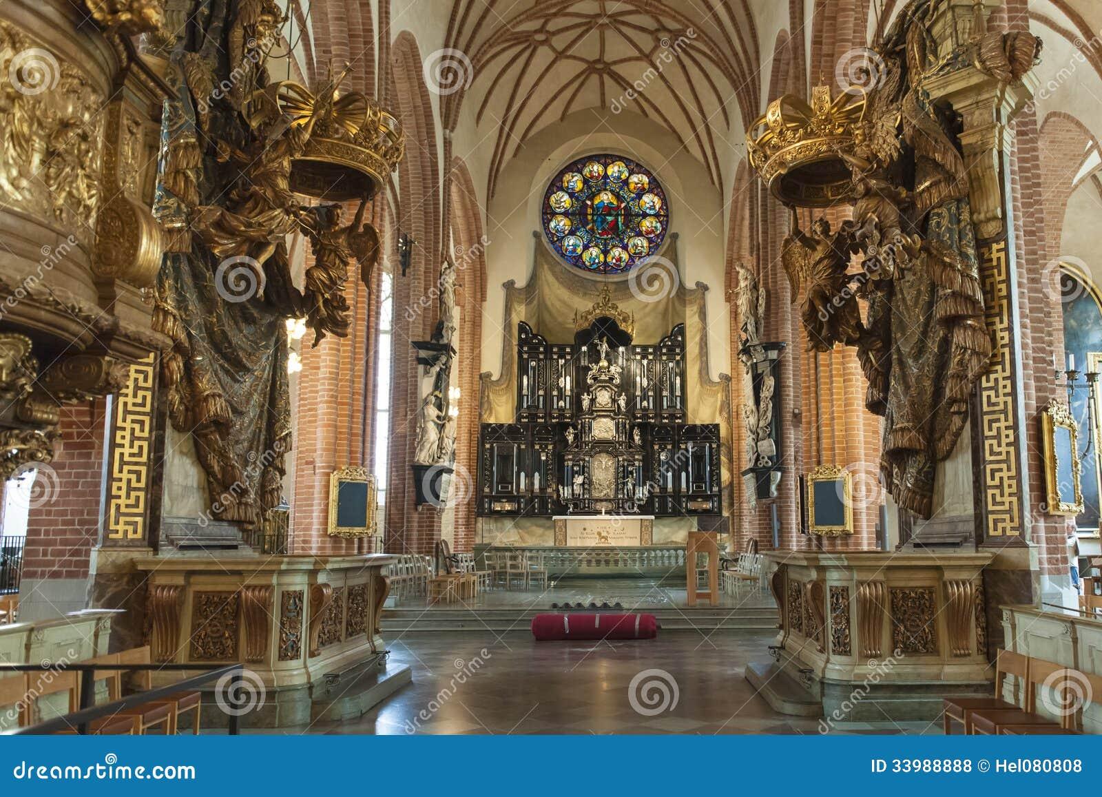 Catedral Storkyrkan de Éstocolmo