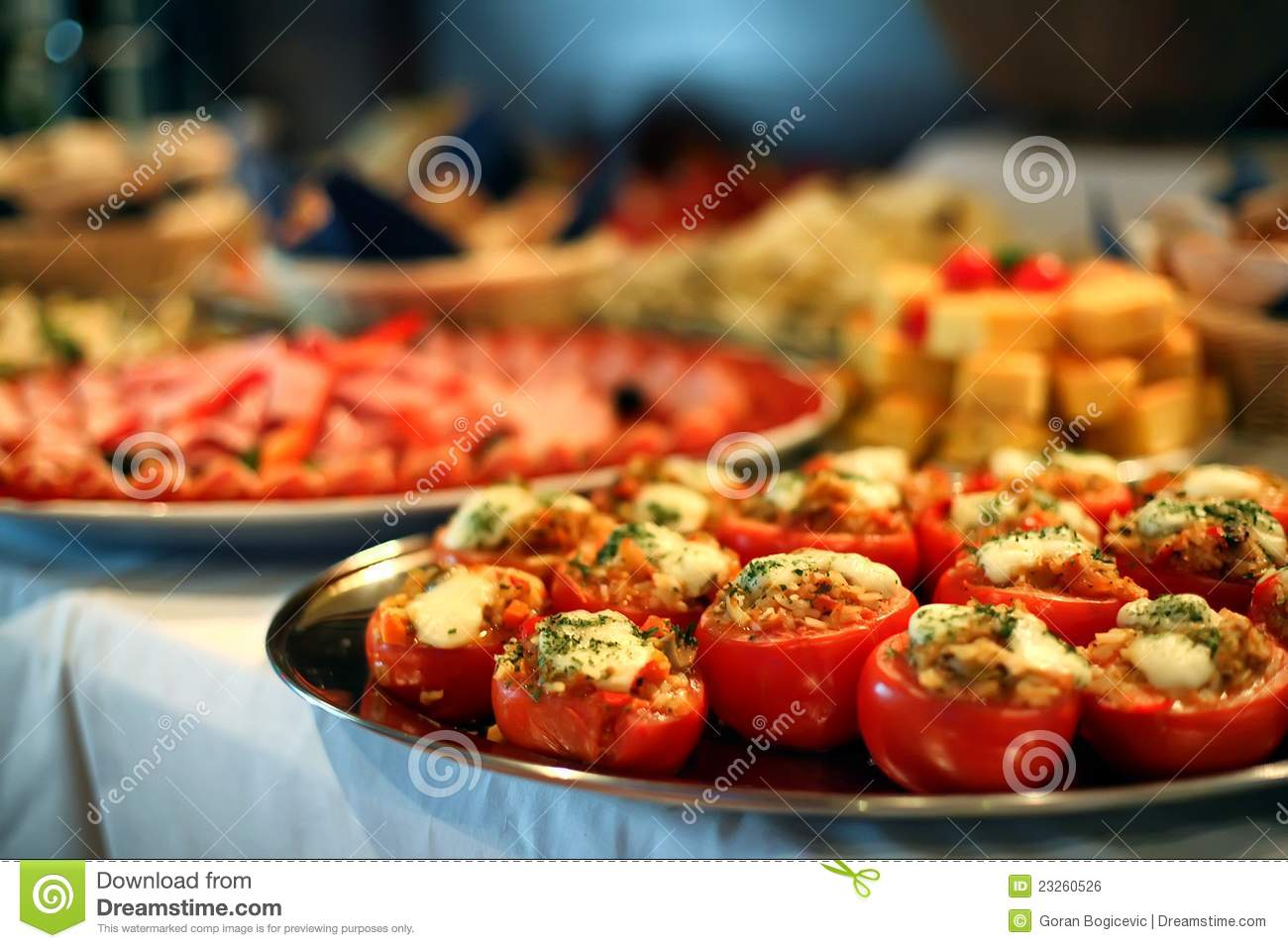 Catering Food Royalty Free Stock Image Image 23260526