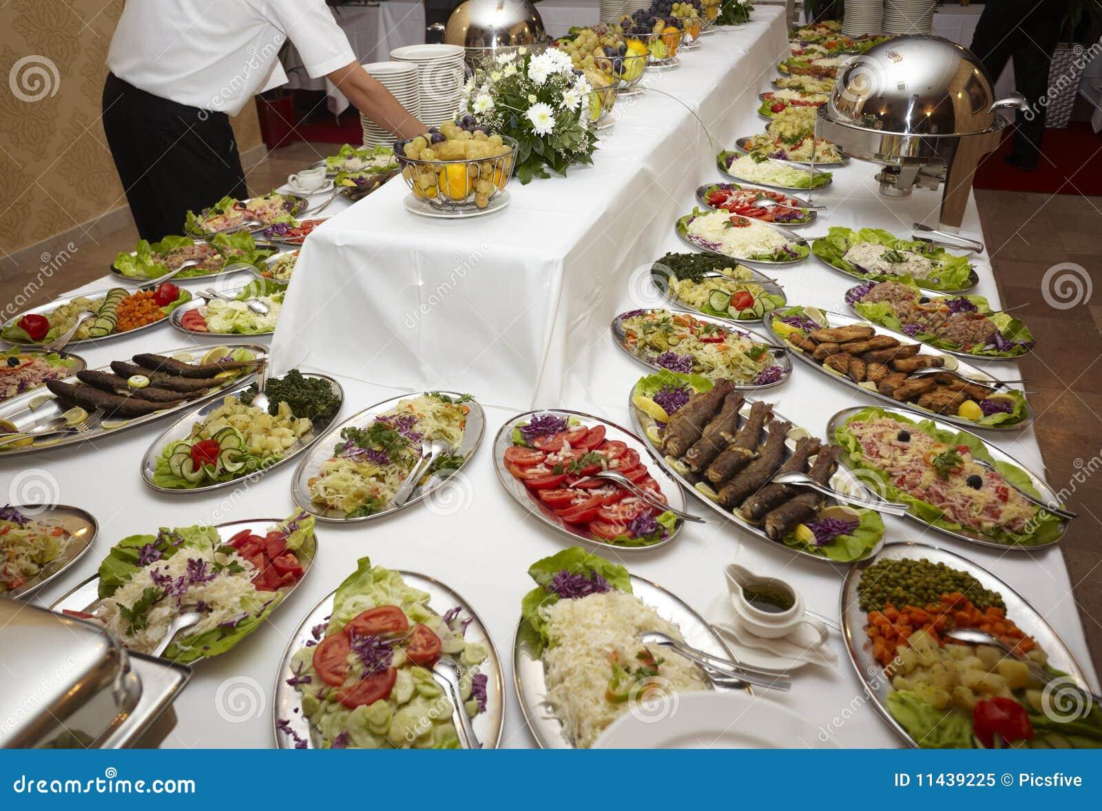 Catering food restaurant cuisine royalty free stock photo for Restaurant cuisine