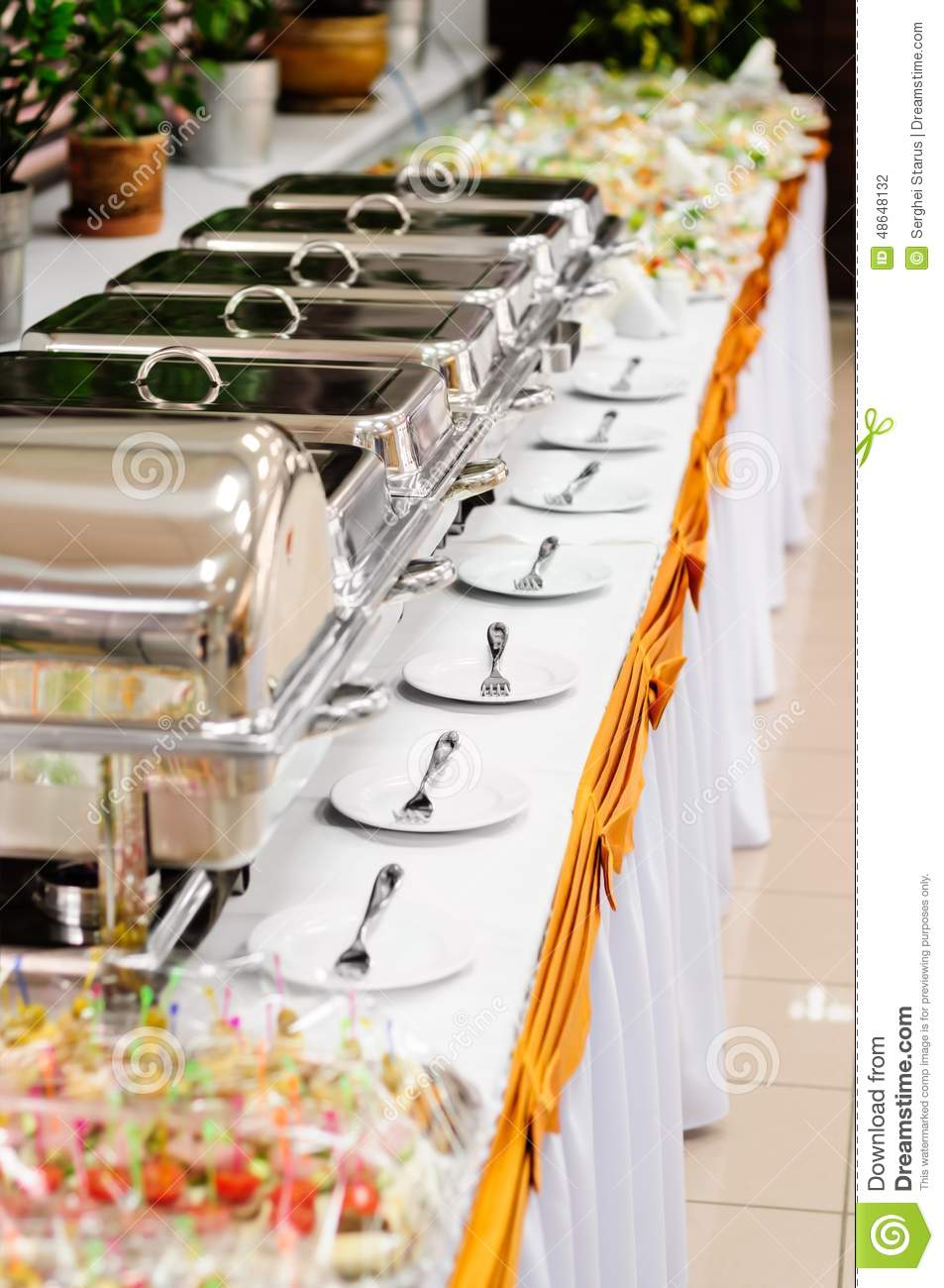 Catering Wedding Stock Photo Image Of Food Dish Event