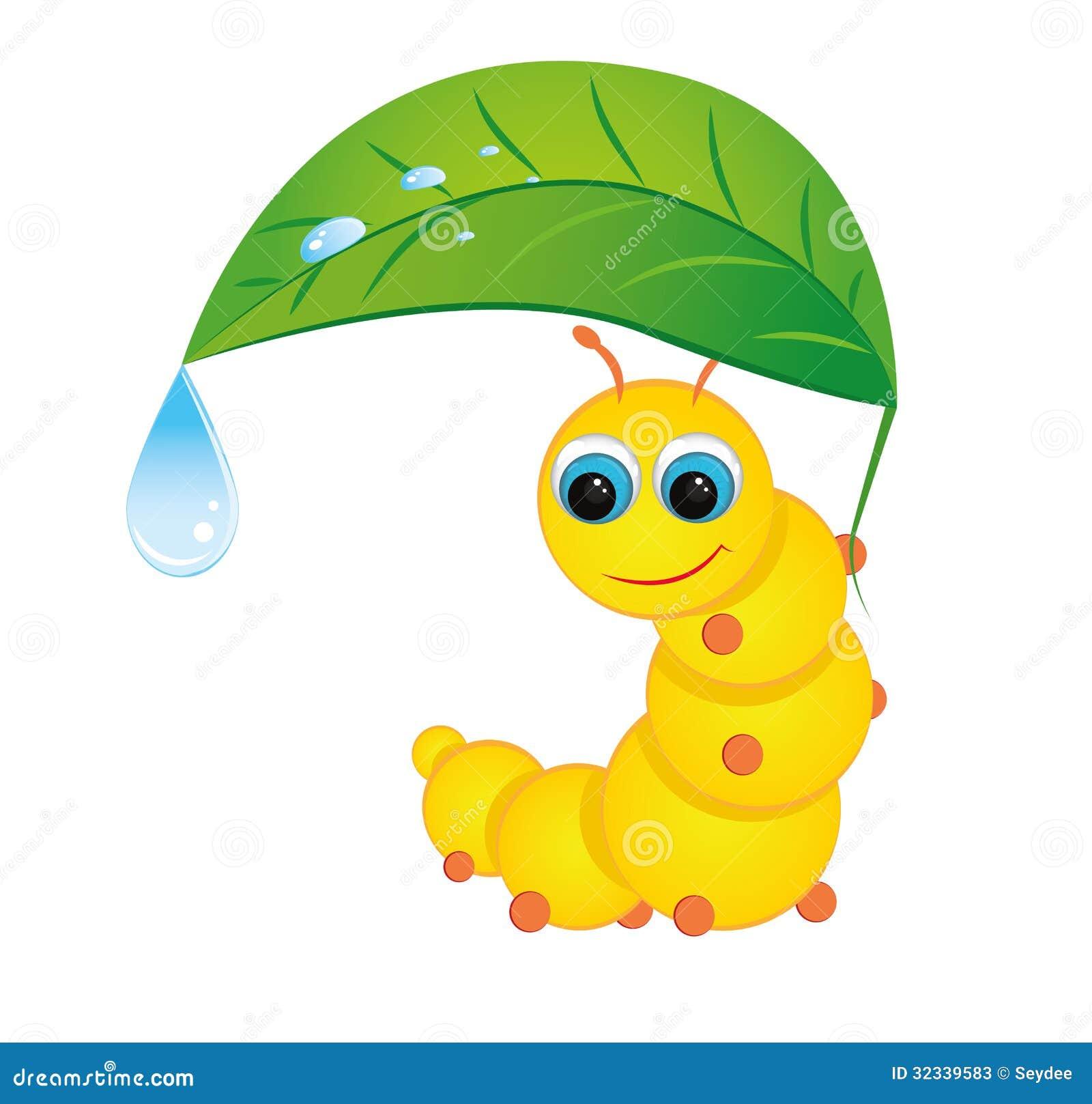 Caterpillar Stock Vector Image Of Characters Drop
