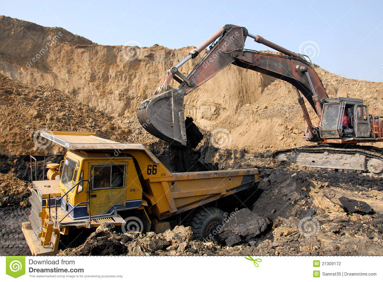 which machine will work best to dig a in the soil