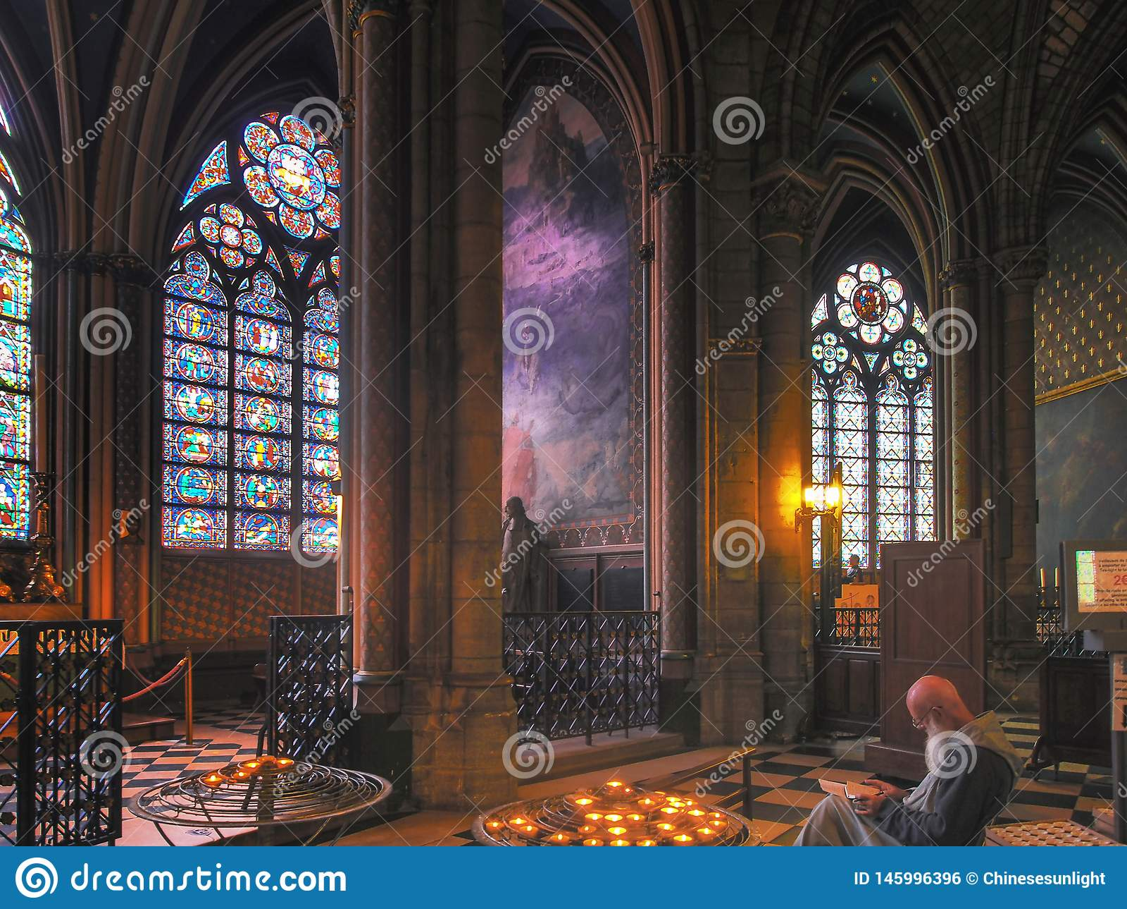 Cathédrale Παναγία των Παρισίων