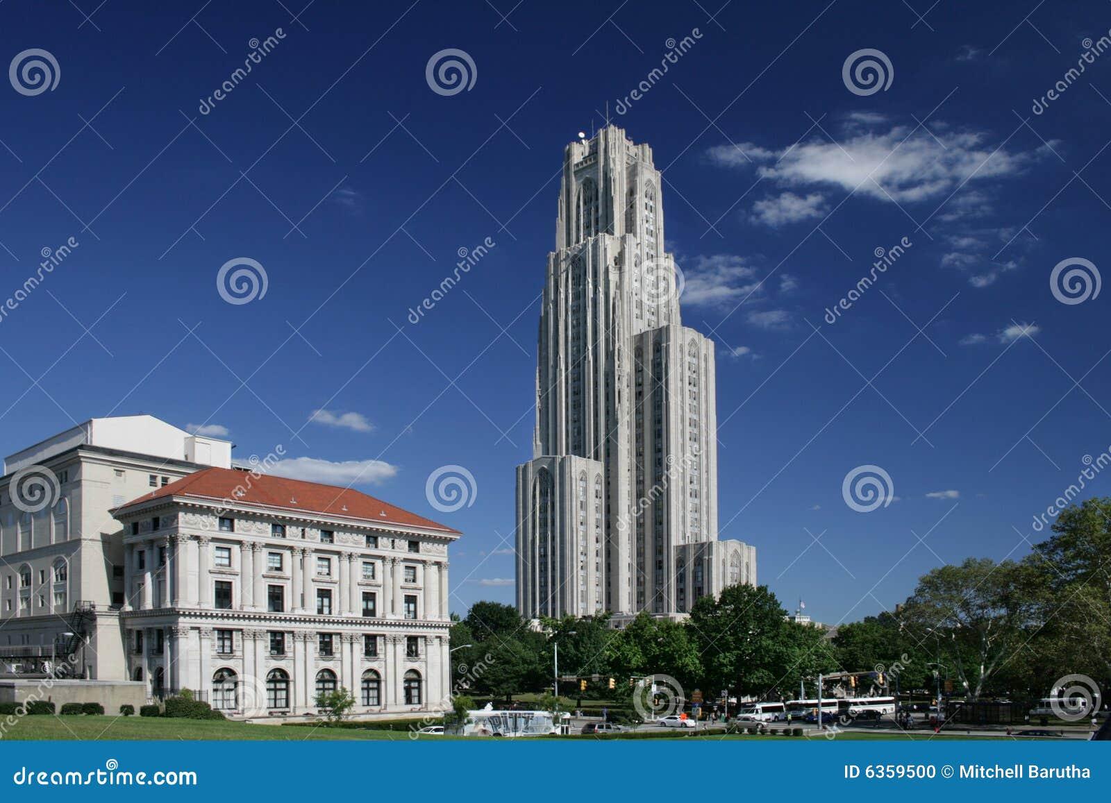Cathédrale d apprendre l université de Pittsburgh