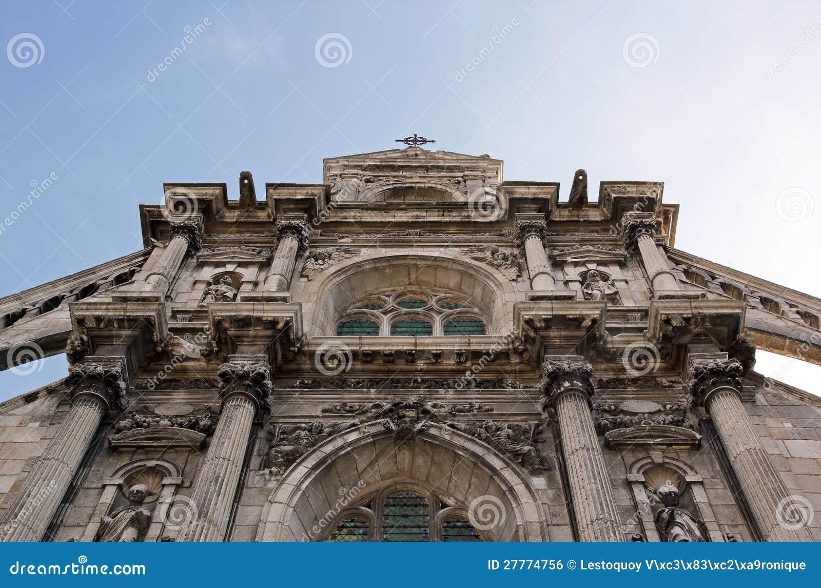 Cathédrale d Auxerre (Bourgogne Fran