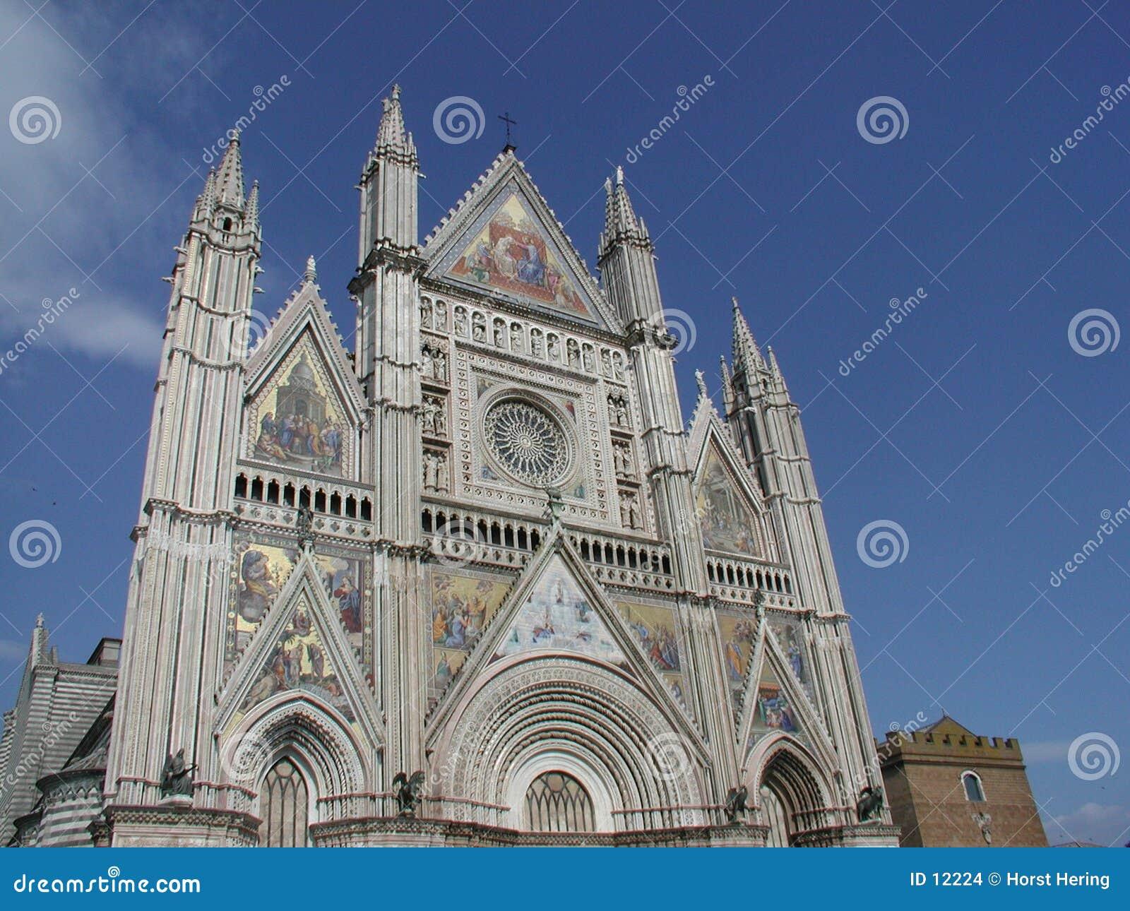Cathédrale dans Orvieto