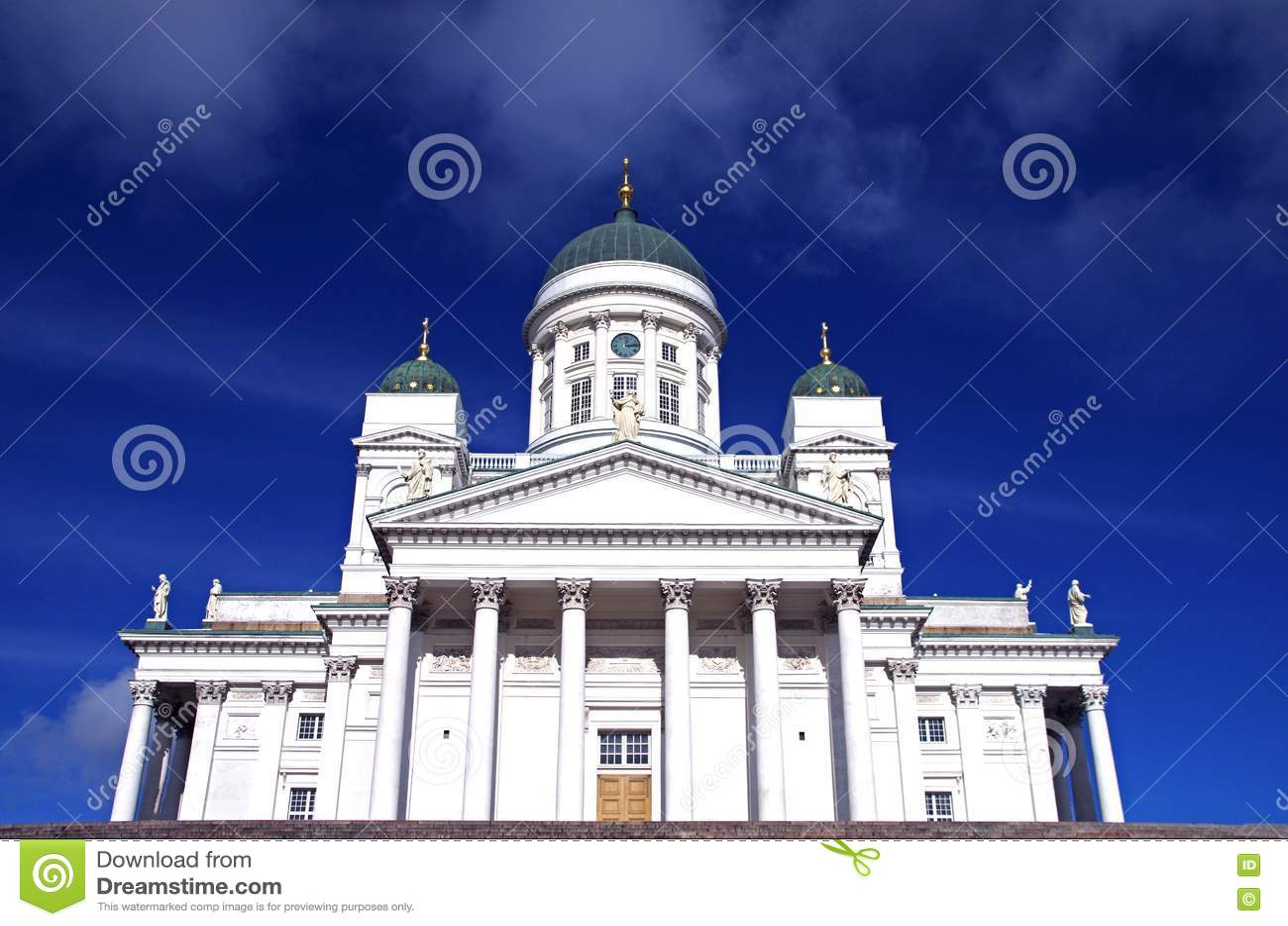 Cathédrale de Helsinky