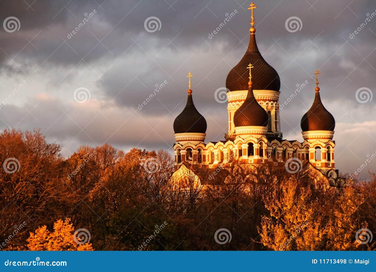 Cathédrale de Nevsky, Tallinn