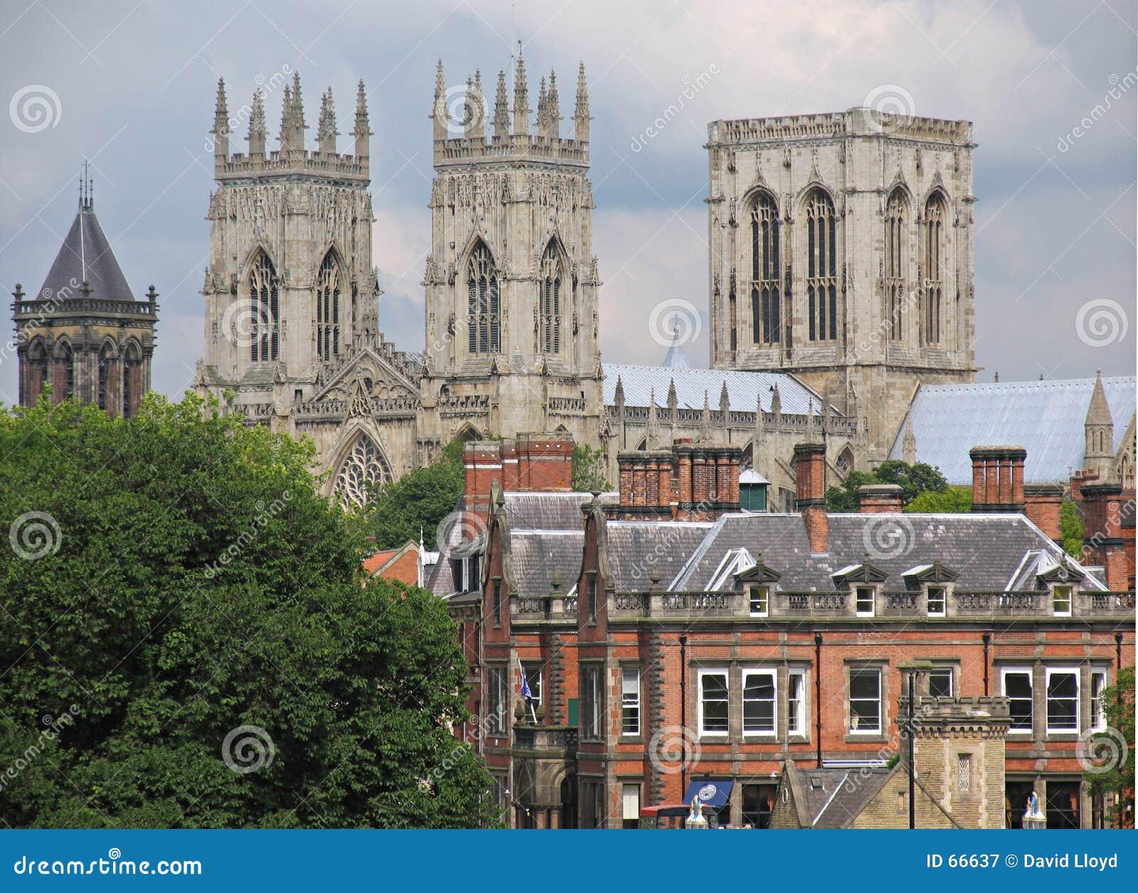 Cathédrale de York Minster