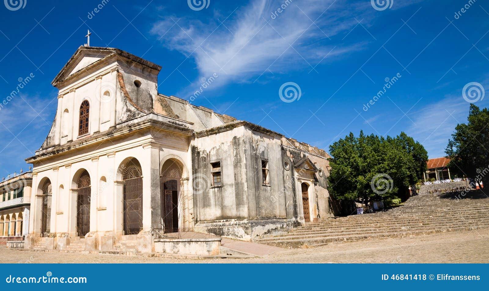 Cathédrale, Trinidad, Cuba