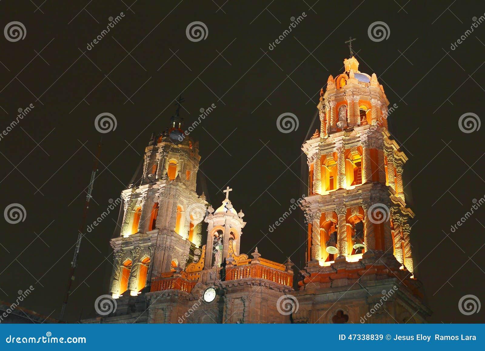 Cathédrale VII de San Luis Potosi