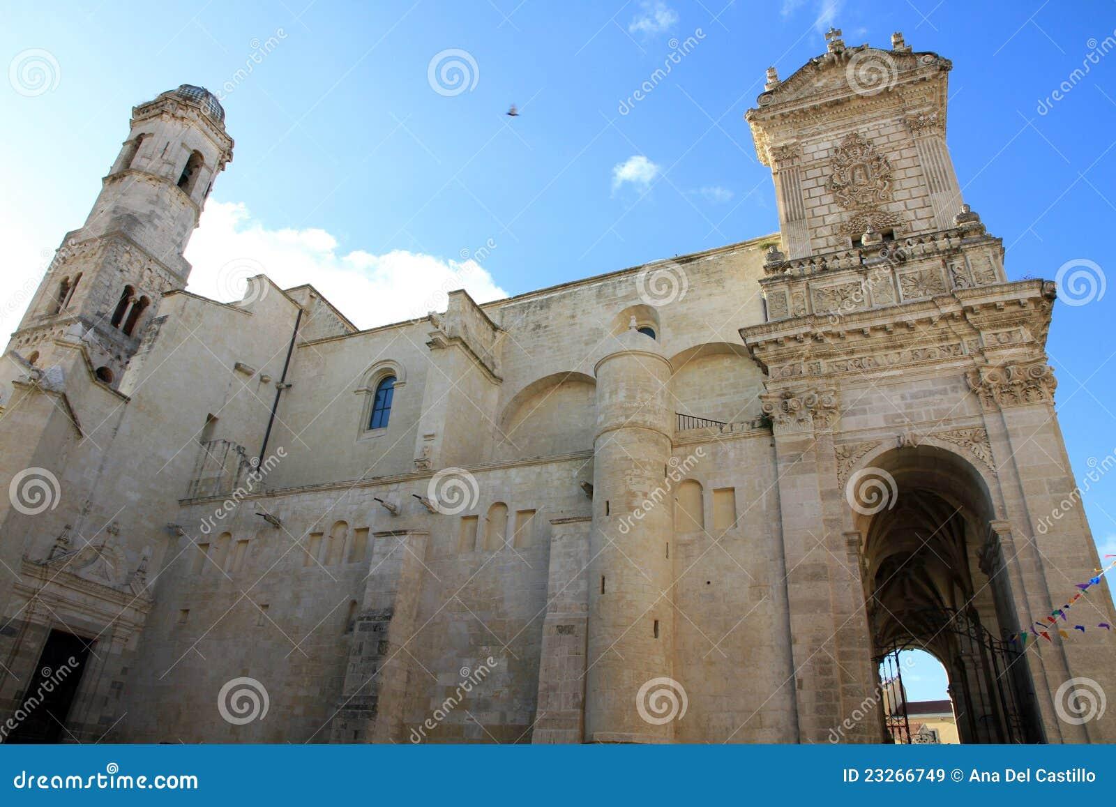 Sassari Italy  city photos gallery : Cathedral Building Sassari Italy Europe Royalty Free Stock Images ...
