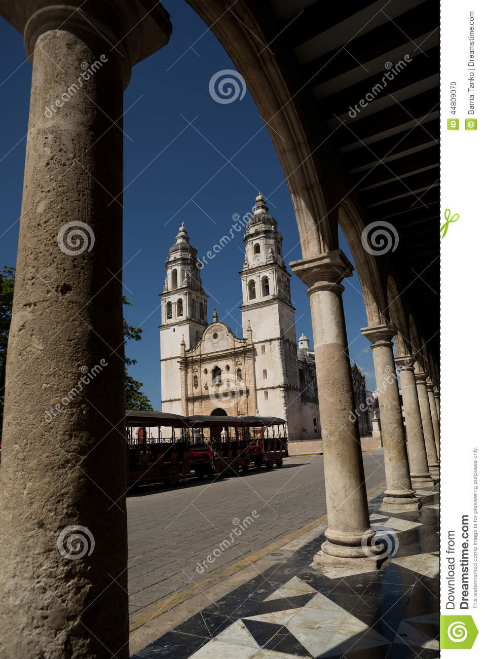 Travel guide to Campeche, Mexico   FinnsAway travel blog   Campeche City Monuments