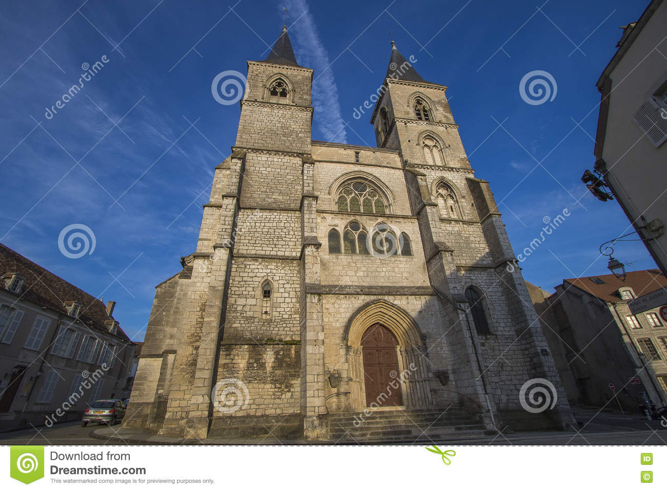 Cathedral of Chaumont, France