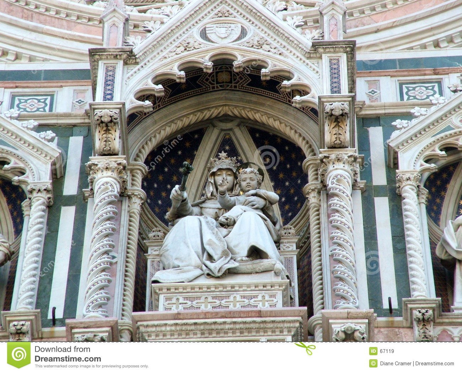 Cathedral del fiori Μαρία santa