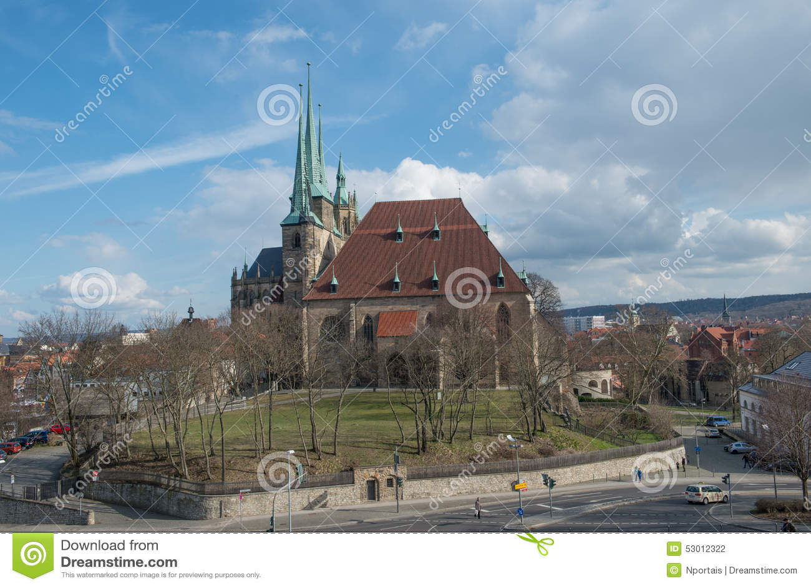 Berlin Erfurt