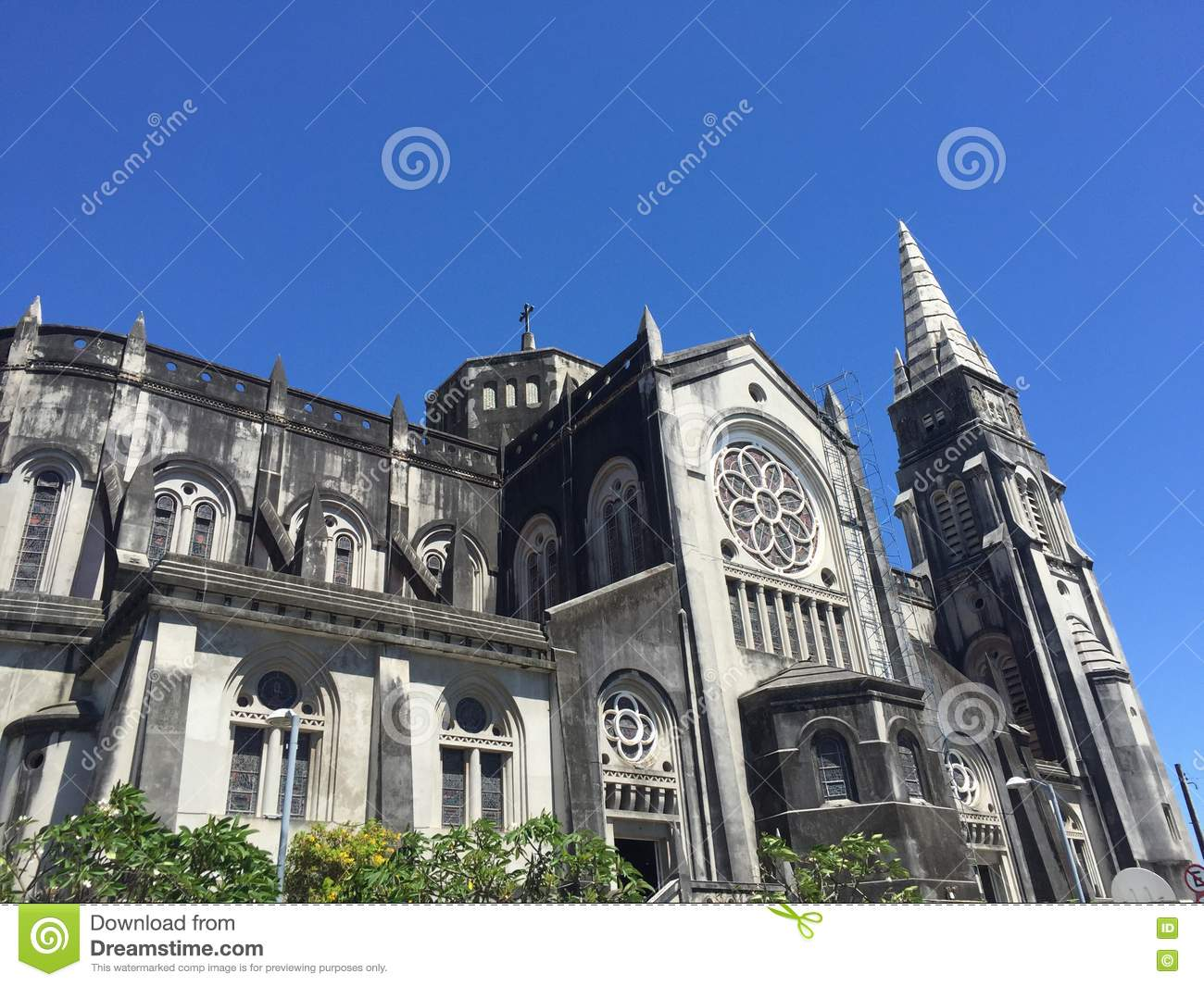 Cathedral in Fortaleza
