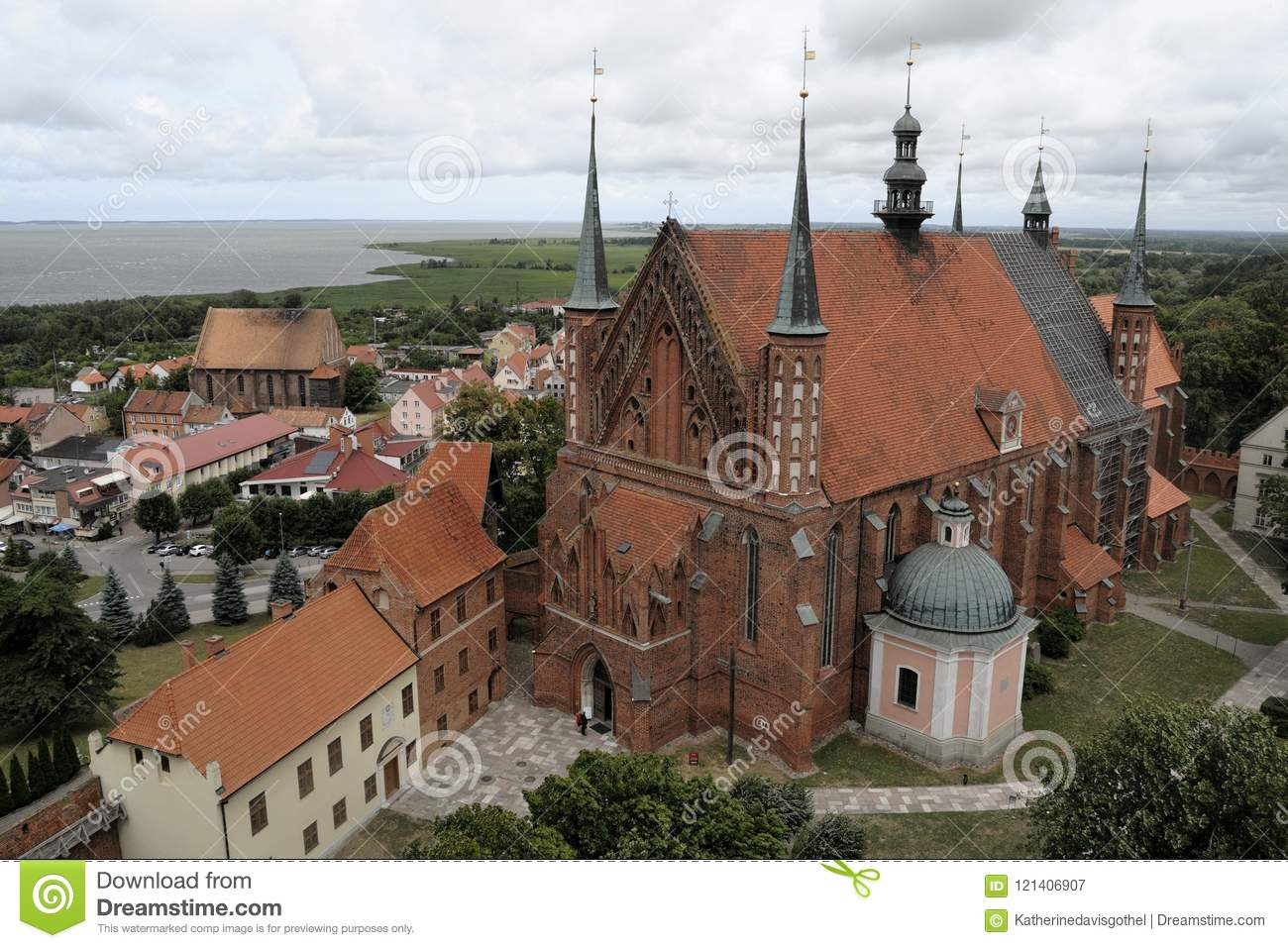 Frombork Cathedral, Frombork, Poland