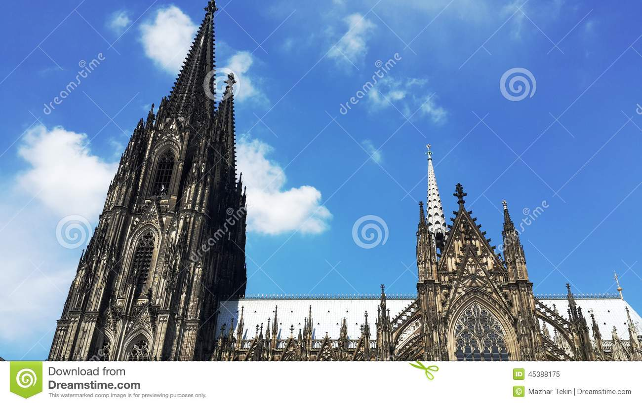 cathedral in germany