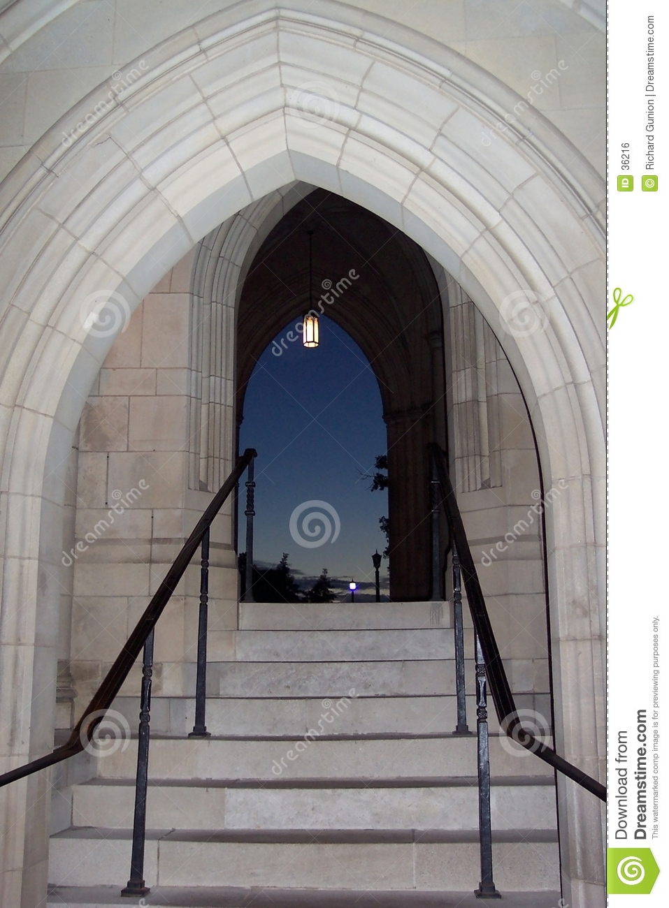 Download Cathedral Portal stock photo. Image of washington, arches - 36216