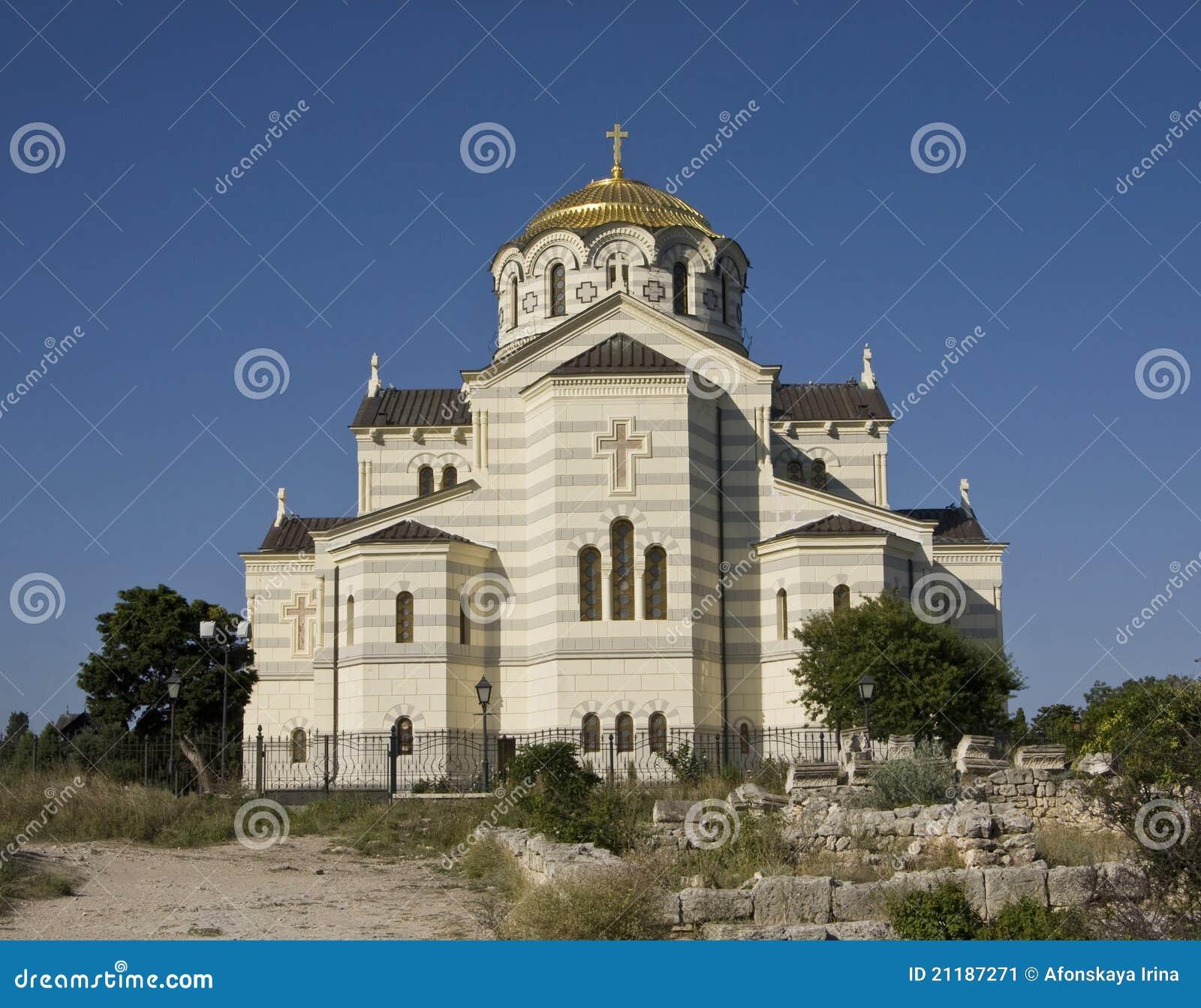 Cathedral of Saint Vladimir, Sevastopol