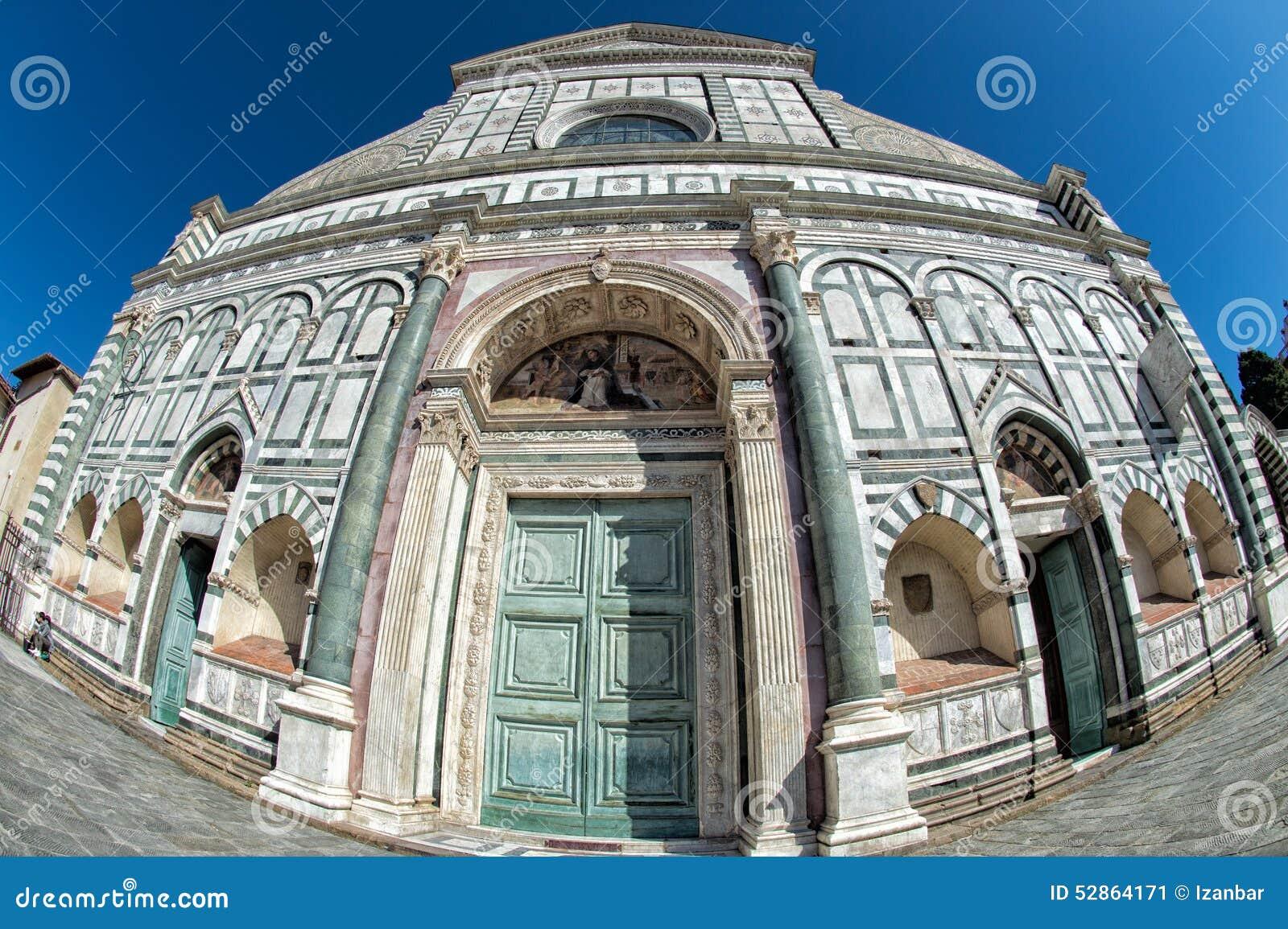 Cathedral Santa Maria del Fiore, Florence, Italy