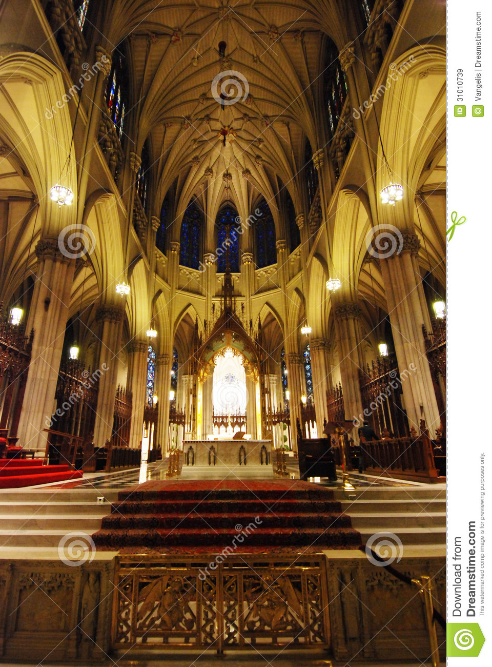 The Cathedral of St. Patrick