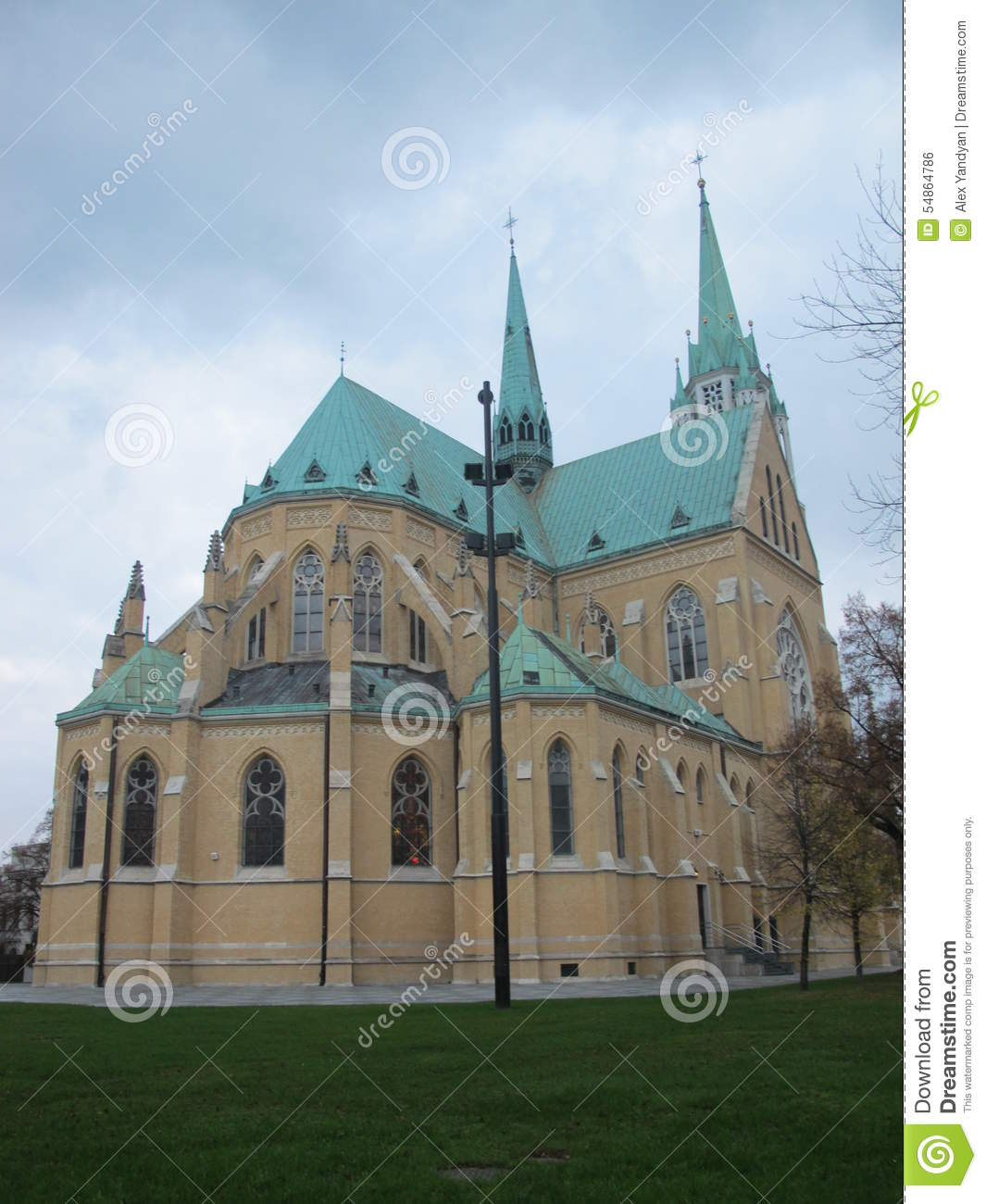 Cathedral of St. Stanislaus Kostka