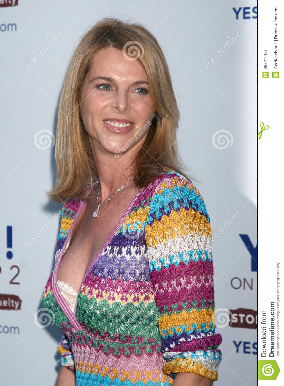 Watch Catherine Oxenberg video