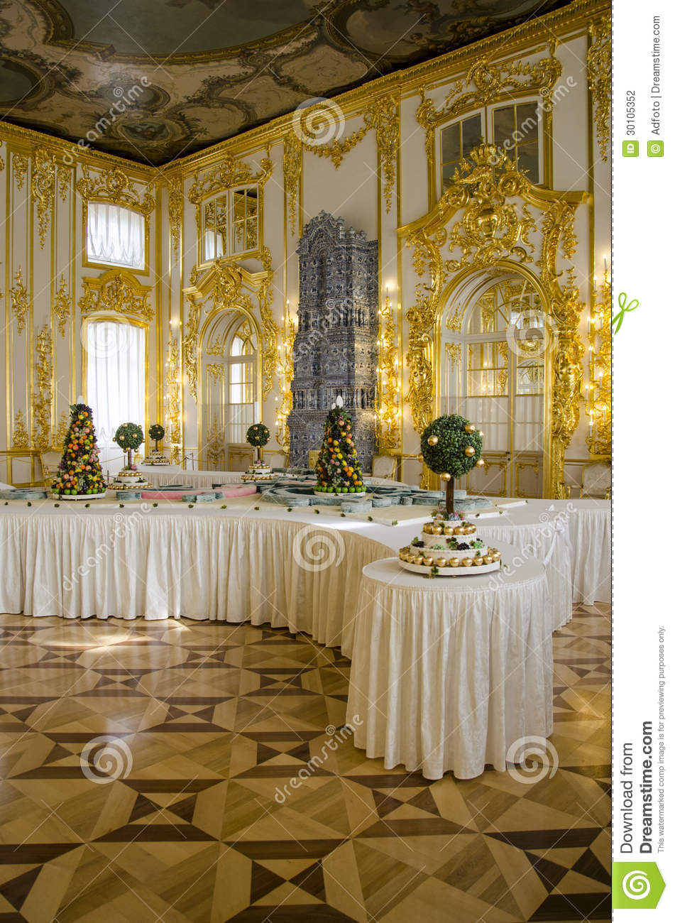 Decoration Of Dining Table