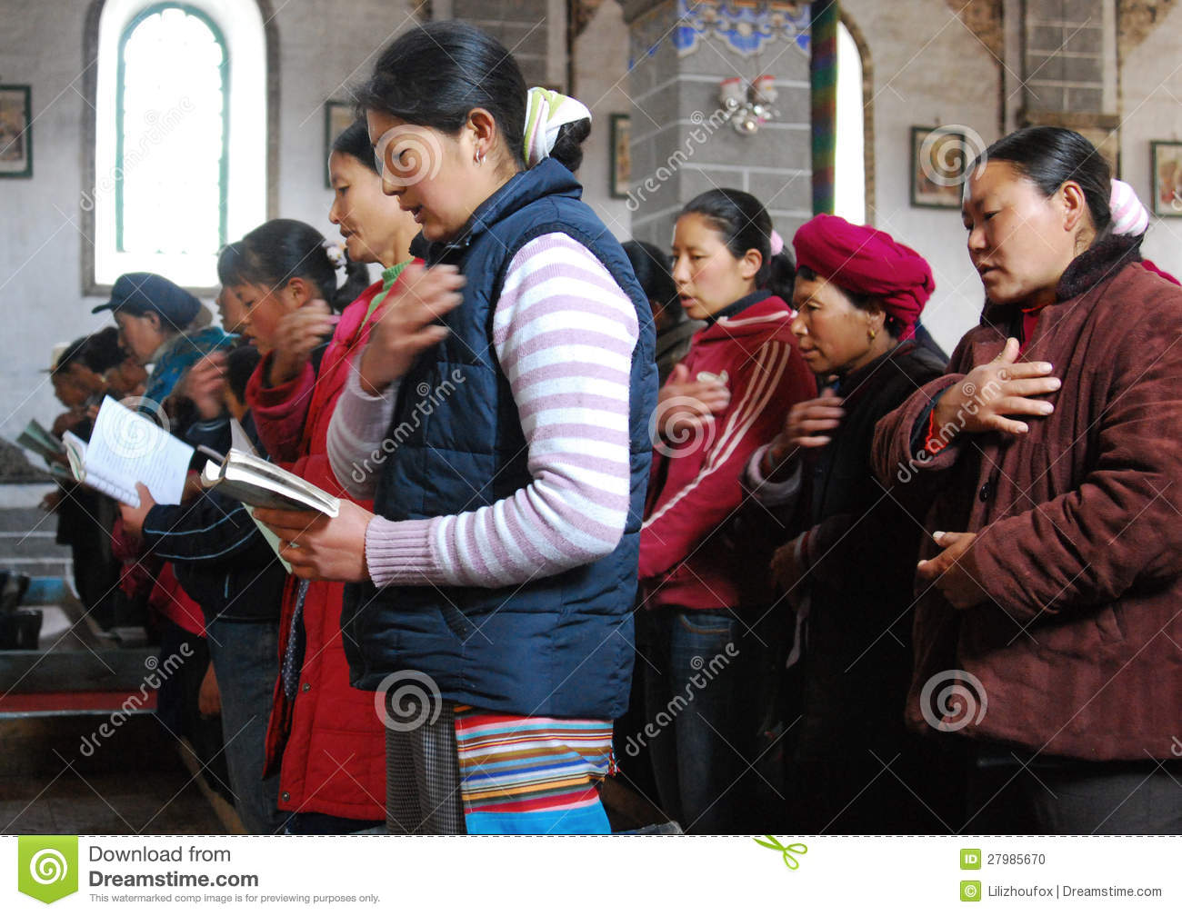 Catholic Church in chinese country
