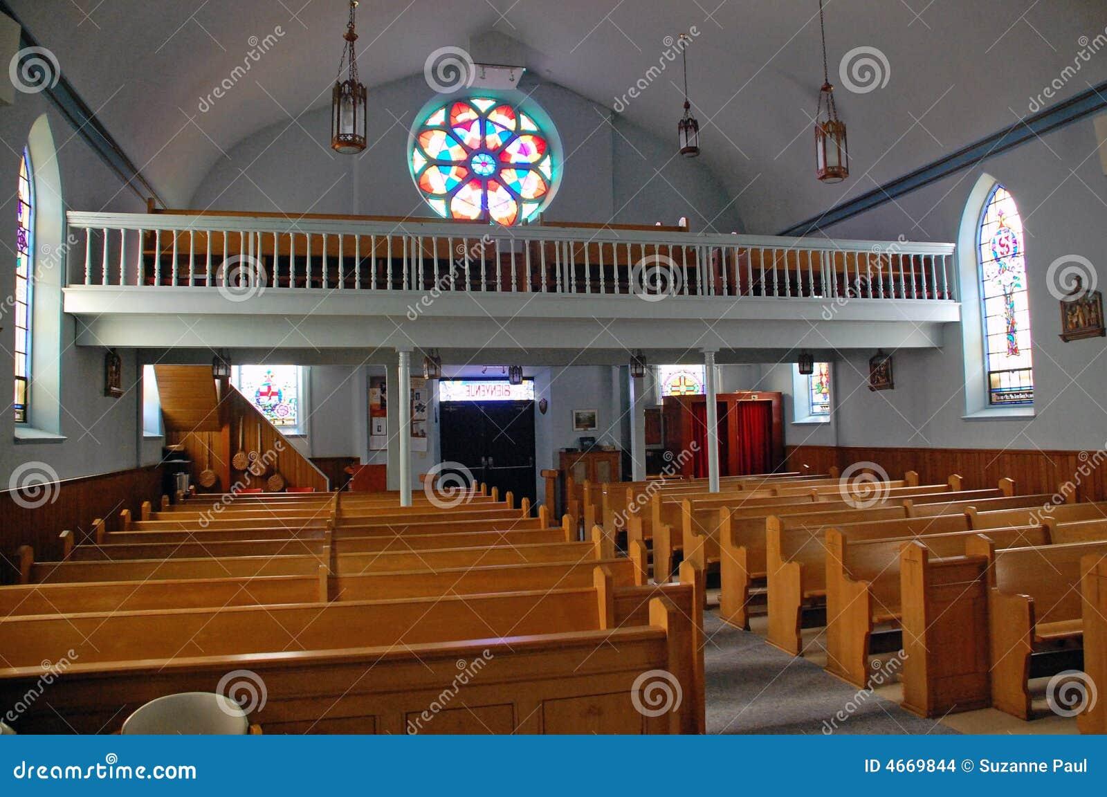 Catholic Church Sanctuary