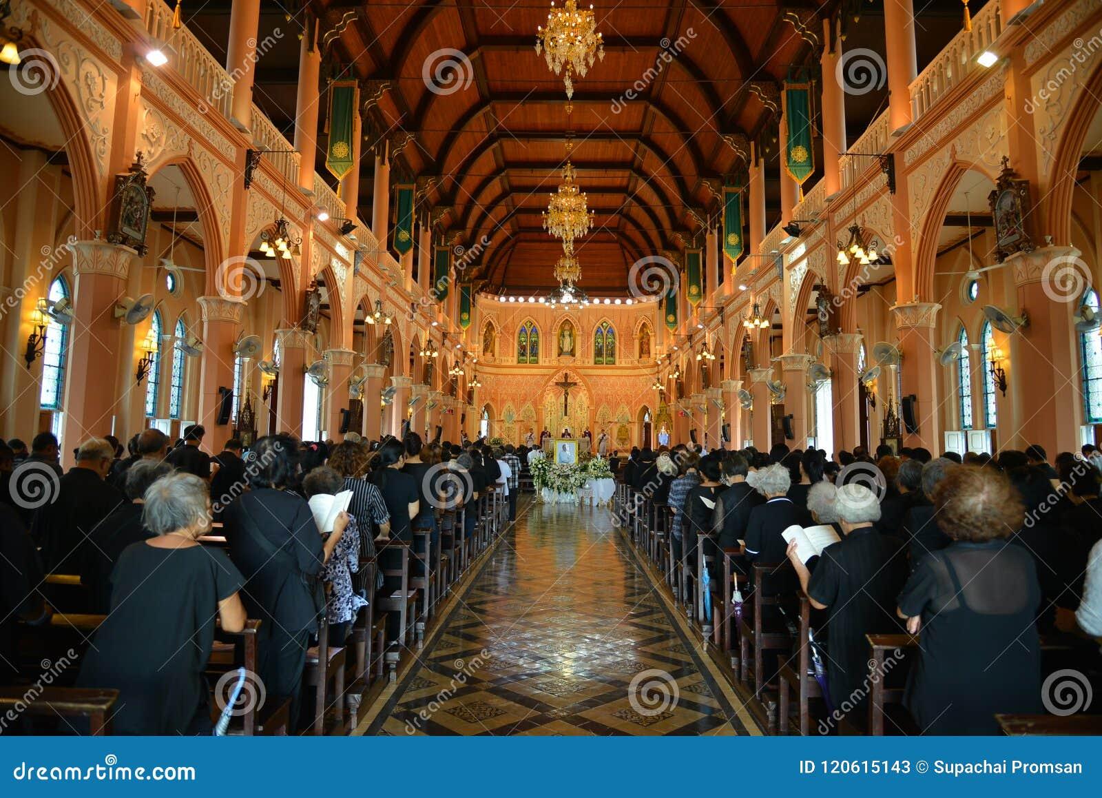 Thai catholic