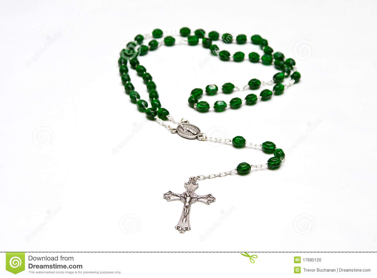 Catholic Rosary Beads Royalty Free Stock Images - Image: 17685209