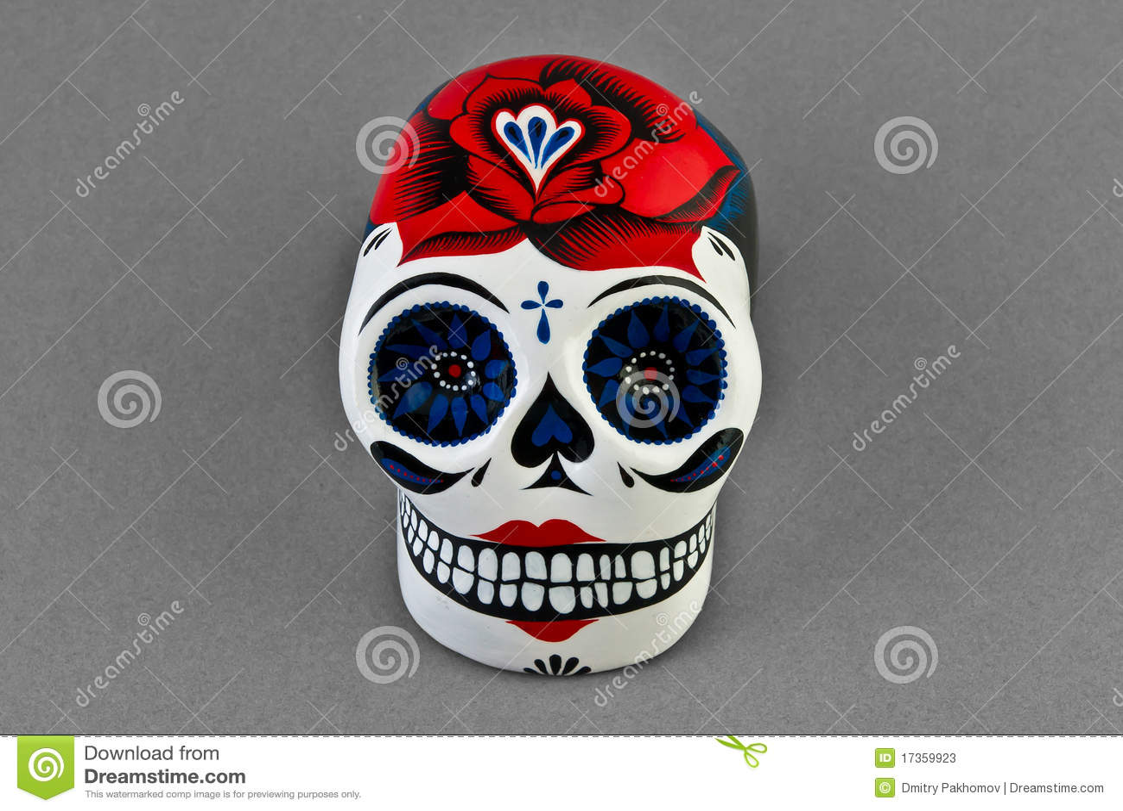 Catrina Calavera Stock Image Image Of Latin Horror 17359923