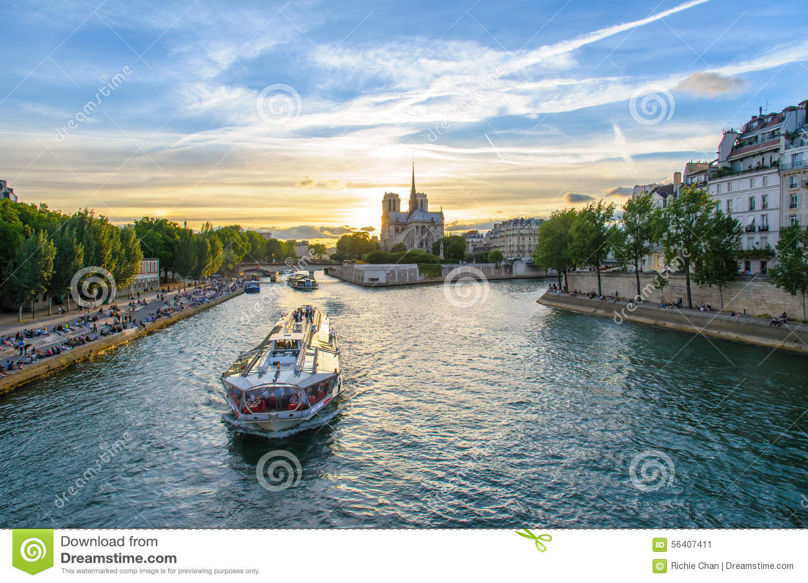 Cattedrale del Notre Dame de Paris