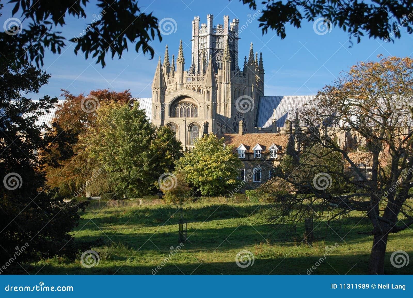 Cattedrale di Ely, Cambridgeshire, Inghilterra