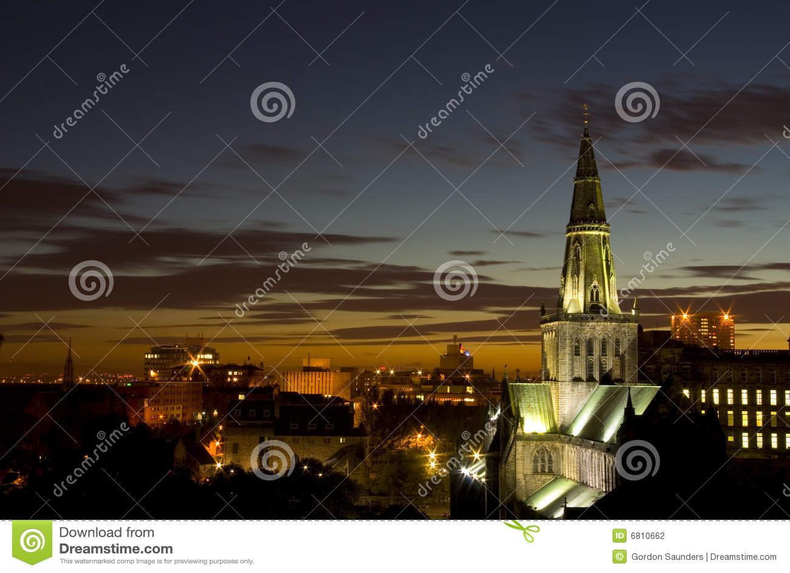Cattedrale di Glasgow, Scozia, Europa