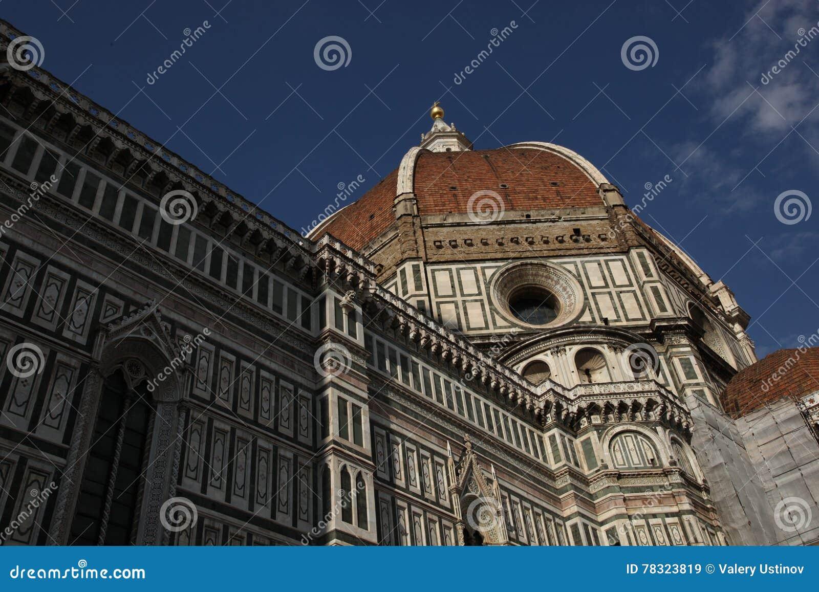 Cattedrale di Santa Maria del Fiore, Firenze, Italia