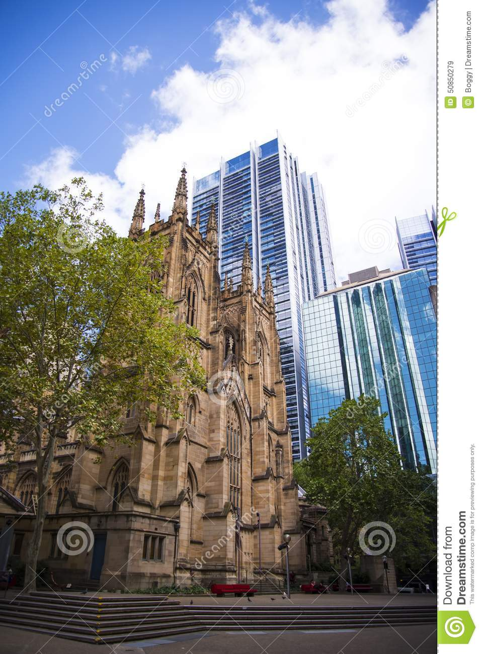 Cattedrale di St Andrew a Sydney
