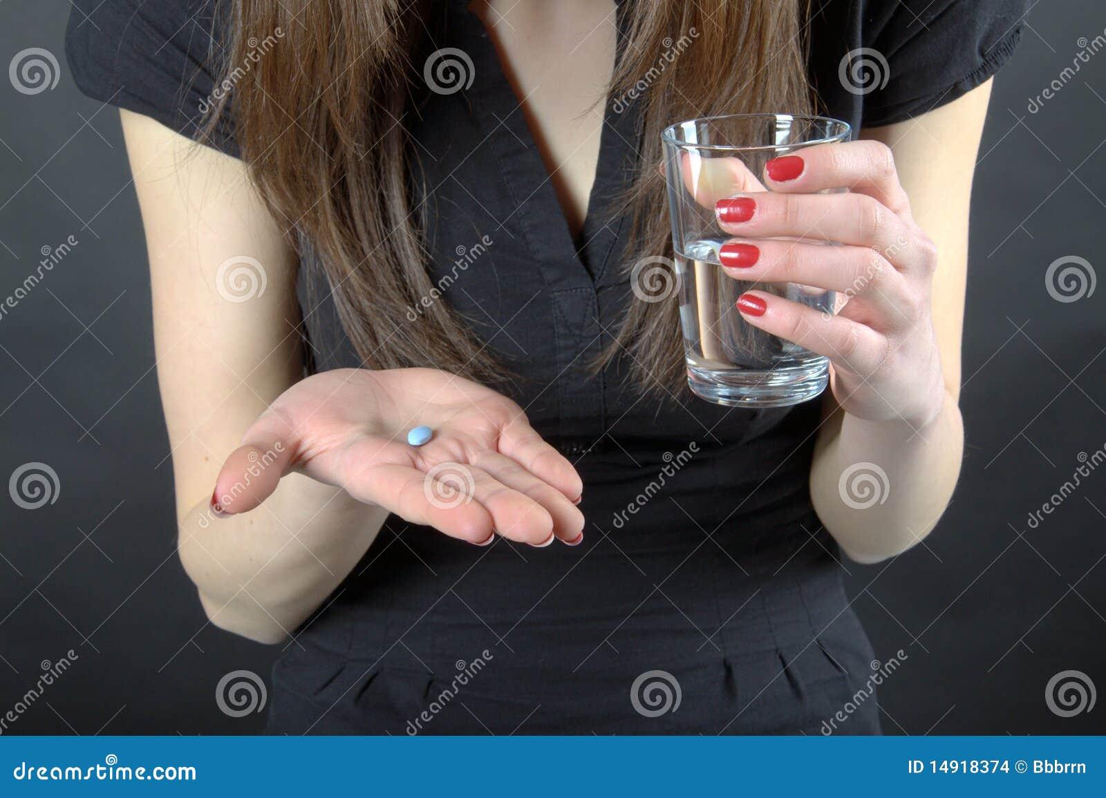Cattura delle pillole