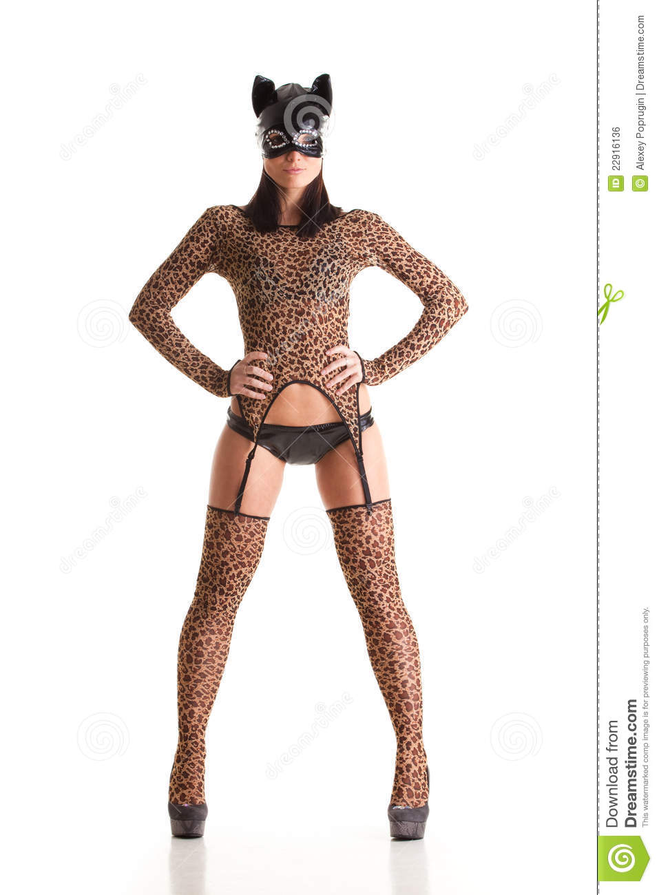 Catwoman seksowny