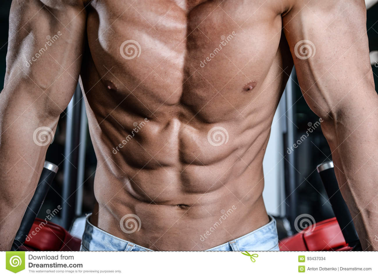 Rob Riches - Extreme lower Abs Workout! Seen it work on