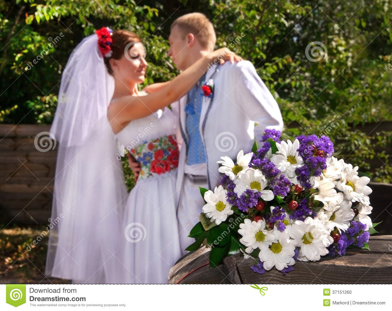 Ukrainian Wedding Bride And Groom 120